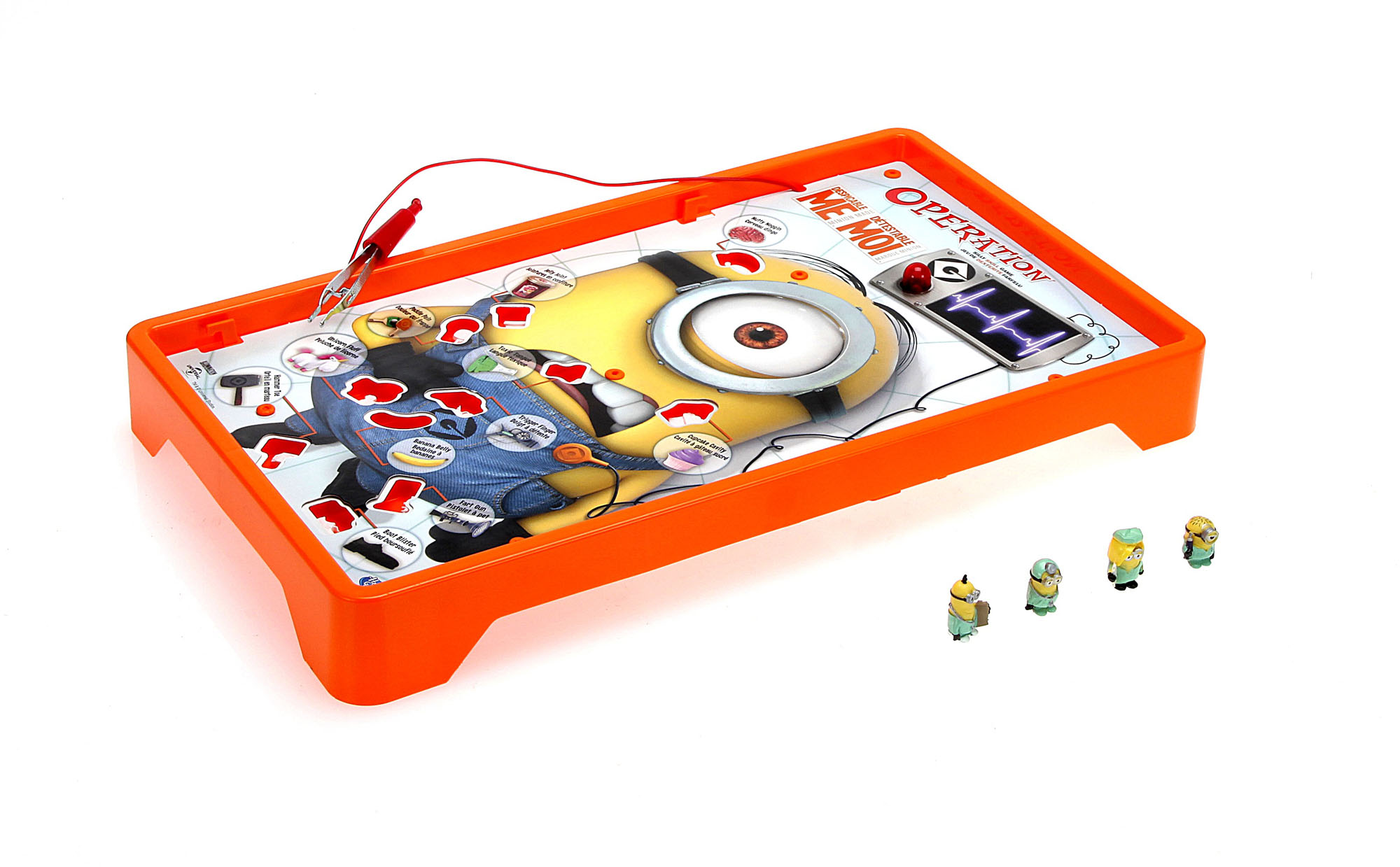 Operation: Minions Edition Game